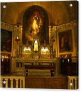 Notre-dame-de-bon-secours Chapel Acrylic Print