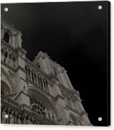 Notre Dame Acrylic Print