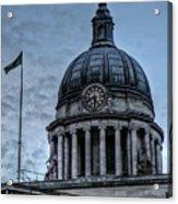 Nottingham England United Kingdom Uk Acrylic Print