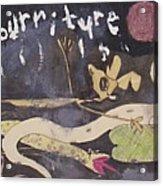 Nourriture Le Histoire De Sophie Un Tragedie Du France Acrylic Print