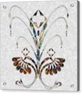 Nouveau 4 Acrylic Print