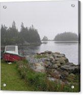 Nova Scotia Acrylic Print