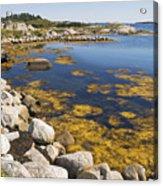 Nova Scotia Seascape Acrylic Print