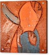 Nsitula - Tile Acrylic Print
