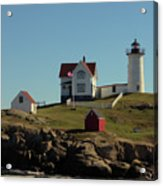 Nubble Light 4 Acrylic Print