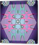 Nuclear1 Acrylic Print