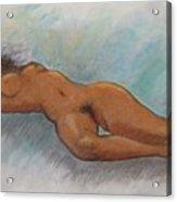 Nude - 7 Acrylic Print
