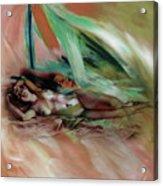 Nude 0221c1 Acrylic Print