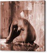 Nude 030a Acrylic Print