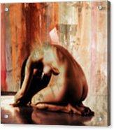 Nude 031g Acrylic Print