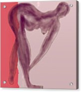 Nude 09 Acrylic Print