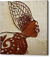 Nude 11 - Tile Acrylic Print