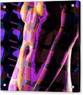 Nude 12 Acrylic Print