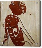 Nude 13 - Tile Acrylic Print