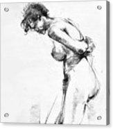 Nude 2 Acrylic Print