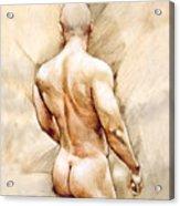 Nude 40  Acrylic Print