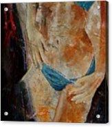Nude 450608 Acrylic Print
