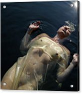 Queen Of The Lake Acrylic Print