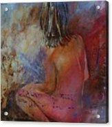 Nude 569090 Acrylic Print