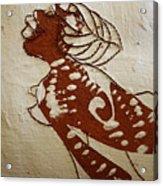 Nude 6 - Tile Acrylic Print