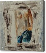 Nude 674521 Acrylic Print