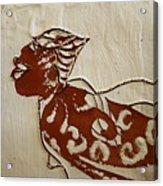Nude 7 - Tile Acrylic Print
