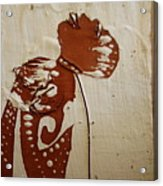 Nude 8 - Tile Acrylic Print