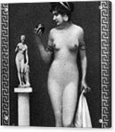 Nude As Aphrodite, C1900 Acrylic Print