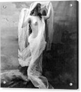 Nude, C1900 Acrylic Print