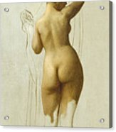 Nude. Queen Rodophe Acrylic Print