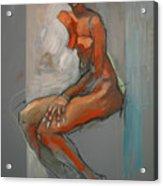 Nude-ste Acrylic Print