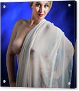 Nude Woman Model 1722  006.1722 Acrylic Print