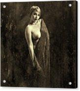 Nude Woman Model 1722  019.1722 Acrylic Print