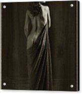 Nude Young Woman 1718.500 Acrylic Print