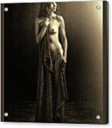 Nude Young Woman 1718.501 Acrylic Print