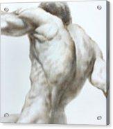Nude1c Acrylic Print