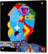 Nullivs In Verba Acrylic Print