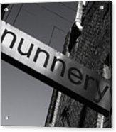 Nunnery 1 Acrylic Print