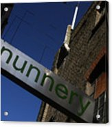 Nunnery 2 Acrylic Print