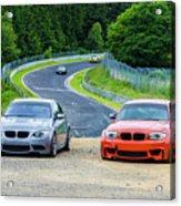 Nurburgring Race Track Acrylic Print