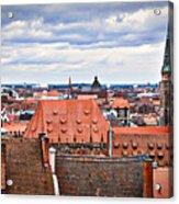 Nuremberg Altstadt Acrylic Print