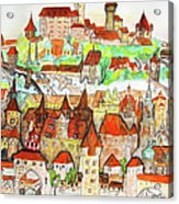 Nuremberg Germany Acrylic Print