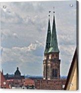 Nuremberg Nbrg075 Acrylic Print