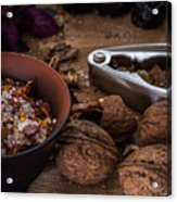 Nuts And Spices Series - Five Of Six Acrylic Print