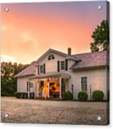 Nuttall General Store Acrylic Print
