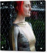 Ny Dance Parade 5 21 11 30 Acrylic Print