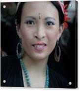 Ny Dance Parade 5 21 11 44 Acrylic Print