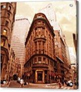 NY2 Acrylic Print
