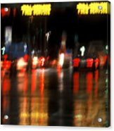 Nyc Toll Booth Acrylic Print