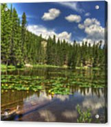 Nymph Lake 2 Acrylic Print